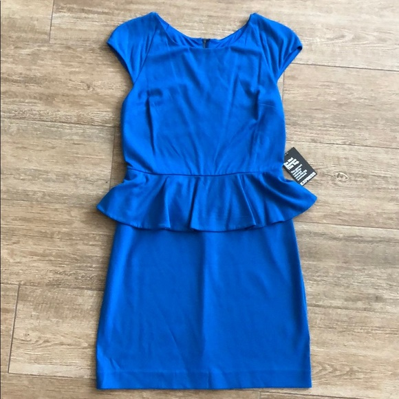 Express Dresses & Skirts - Express Peplum Dress